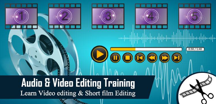 Best Video Editing Training Institute in Guntur